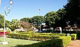 Varjão - Praça central-Foto:luzinhabeg