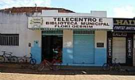 Vian�polis - Telecentro e Biblioteca Municipal por marciowayne