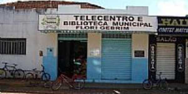 Telecentro e Biblioteca Municipal por marciowayne