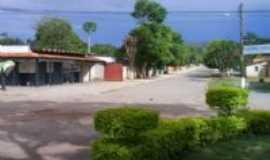 Vila Boa - Vista panorâmica da Entrada da Cidade, Por Altino Dias Reis