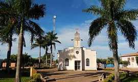 Vila Propício - Vila Propício-GO-Igreja no Povoado Assunção de Goiás-Foto:W Azevedo