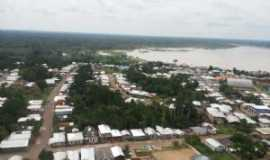 Juruá - Vista aérea da cidade de juruá-am, Por Jardel Felix