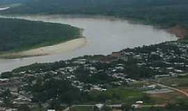Juruá - Juruá-AM-Vista aérea-Foto:Marize Camara