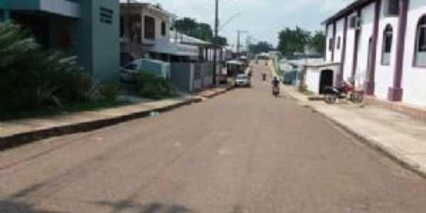 Centro, juruá-am, Por Jardel Felix