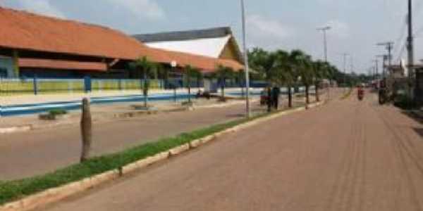 Escola estadual juruá-am, Por Jardel Felix
