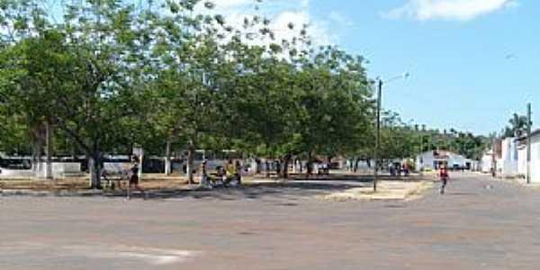 Afonso Cunha-MA-Praça da Comunidade-Foto:mongedae