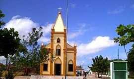 �gua Doce do Maranh�o - �gua Doce do Maranh�o-MA-Igreja Matriz-Foto:emidio augusto