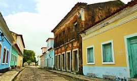 Alcântara - Alcântara-MA-Centro Histórico-Foto:Máh Ah Martins Brandão