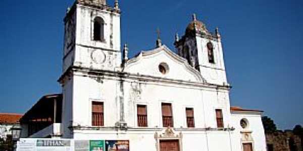 Alcântara-MA-Igreja de N.Sra.do Carmo-Foto:Vicente A. Queiroz