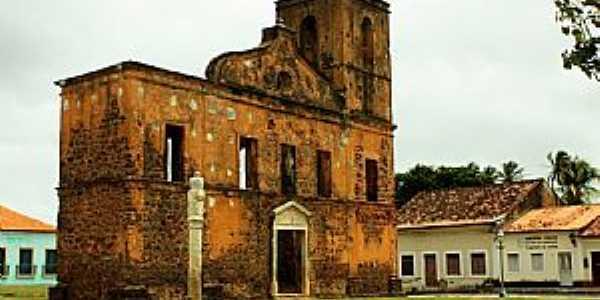 Alcântara-MA-Ruínas da Igreja de São Matias-Foto:Máh Ah Martins Brandão