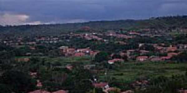 Vista da área central de Aldeias Altas-MA-Foto:Isaias Cunha