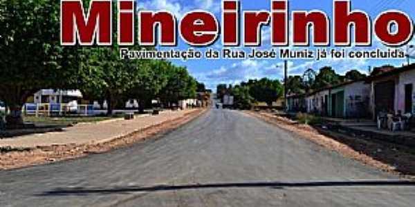 Imagens da cidade de Alto Alegre do Pindaré - MA - Povoado Mineirinho