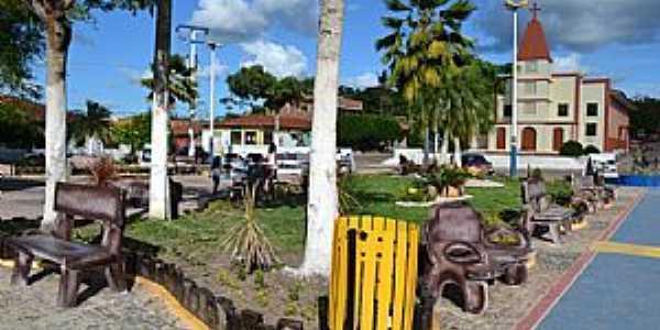 Imagens da cidade de Alto Alegre do Pindaré - MA -