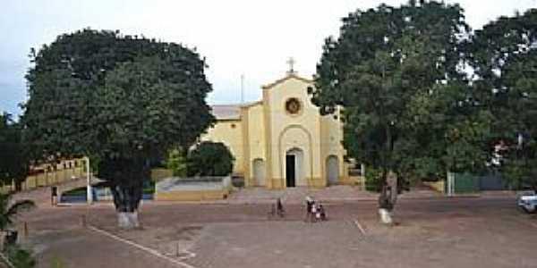 Imagens da cidade de Alto Parnaíba - MA