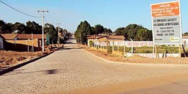 Amarante do Maranhão-MA-Rua José de Ribamar-Foto:amarante.ma.gov.br