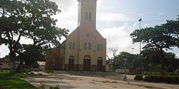 Anajatuba-MA-Igreja Matriz-Foto:Fabio Arruda MG