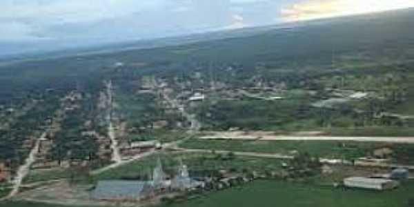 Anapurus-MA-Vista aérea da cidade-Foto:guiasturisticosbrasil.com
