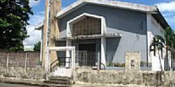 Templo da Igreja Tabernáculo Batista-Foto:Elvis Macedo