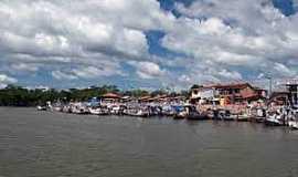 Apicum-Açu - Apicum-Açu-MA-Orla da cidade-Foto:Mapio.net