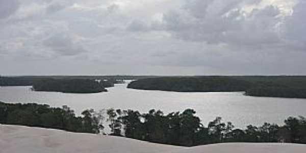 Apicum-Açu-MA-Reentranças e dunas do Rio Gurupi-Foto:Zaid Duarte