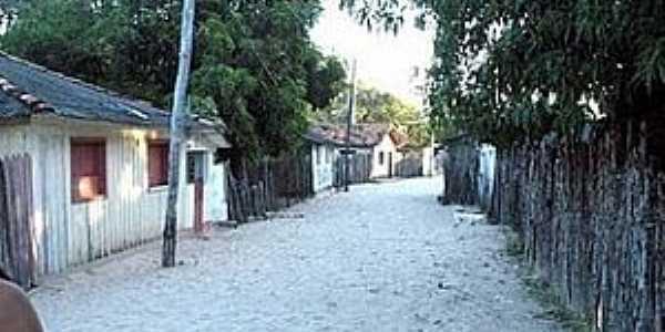 Apicum-Açu-MA-Rua do distrito-Foto:Zaid Duarte