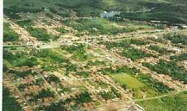 Araguanã - Araguanã-MA-Vista aérea da cidade-Foto:Vania Silva