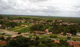 Araguanã - Araguanã-MA-Vista parcial da cidade-Foto:Vania Silva