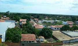 Araióses - Araióses-MA-Vista da cidade-Foto:Rene Fonteles