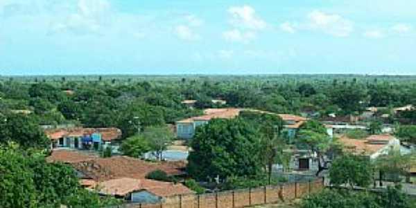 Araióses-MA-Vista da cidade-Foto:Rene Fonteles