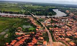 Arari - Arar�-MA-Vista a�rea-Foto:Ezequiel Neves