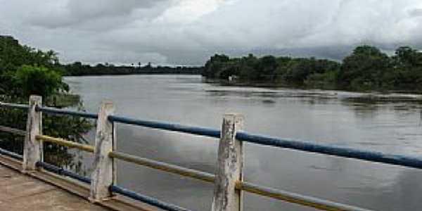 Ararí-MA-Ponte sobre o Rio Mearim-Foto:jorgeluisfernandes