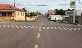 Lábrea - Avenida Coronel Luiz Gomes - Foto Prefeitura Municipal