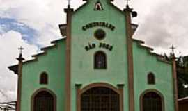 Lábrea - Igreja da Comunidade de São José em Lábrea-AM-Foto:Leo Levorin
