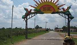 Lábrea - Lábrea-AM-Pórtico de entrada da cidade-Foto:noamazonaseassim.
