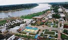 Lábrea - Lábrea-AM-Vista aérea da cidade-Foto:Cidade Brasil