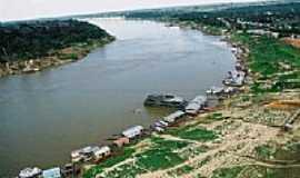 Lábrea - Rio Purus em Lábrea-AM-Foto:arnoldo costa