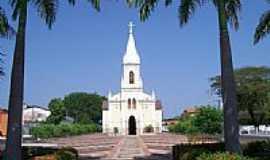 Bacabal - Igreja de Santa Teresinha em Bacabal-Foto:Nando Cunha - 1