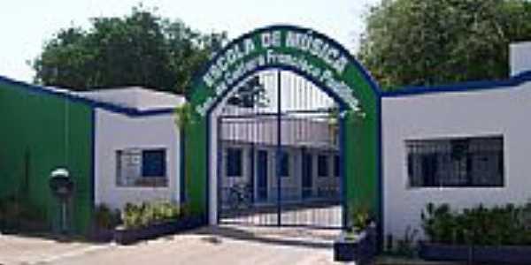Escola de Música Municipal em Bacabal-Foto:Nando Cunha - 1