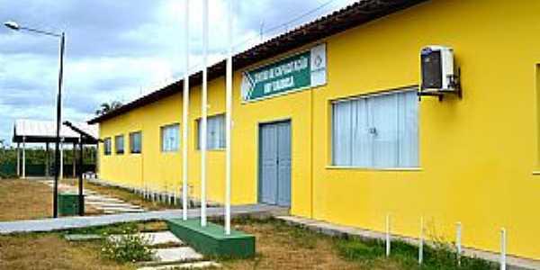 Bacabeira-MA-Centro de Capacitação Ruy Barbosa-Foto:marcoaureliodeca.