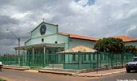 Bacuri - Bacuri-MA-Paróquia de Cristo Salvador-Foto:movimento ecvc