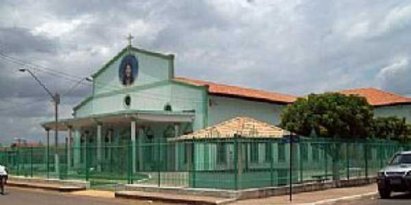 Bacuri-MA-Paróquia de Cristo Salvador-Foto:movimento ecvc