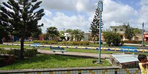 Bacuri-MA-Praça São Sebastião-Foto:Edilson Jr