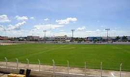 Balsas - Balsas-MA-Campo do Estádio de Futebol