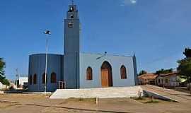 Balsas - Balsas-MA-Igreja de N.Sra.das Graças no Bairro Trezidela
