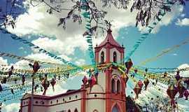 Balsas - Balsas-MA-Matriz de Santo Antônio em dia de festa