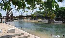 Balsas - Balsas-MA-Ponte sobre o Rio Balsas