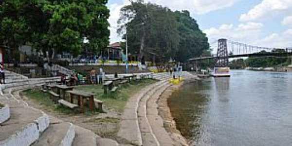 Balsas-MA-Orla do Rio Balsas e a Ponte