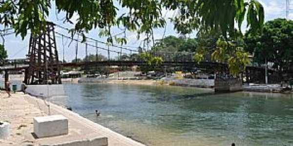 Balsas-MA-Ponte sobre o Rio Balsas
