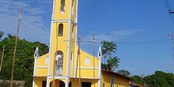 Imagens da localidade de Barão de Tromai - MA