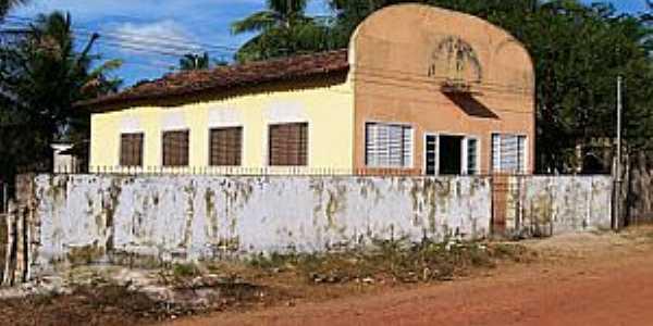 Barão de Tromai-MA-Igreja Evangélica-Foto:AICEB Região Amazônica